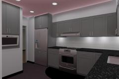 Boise North End Kitchen Remodel-Render-001